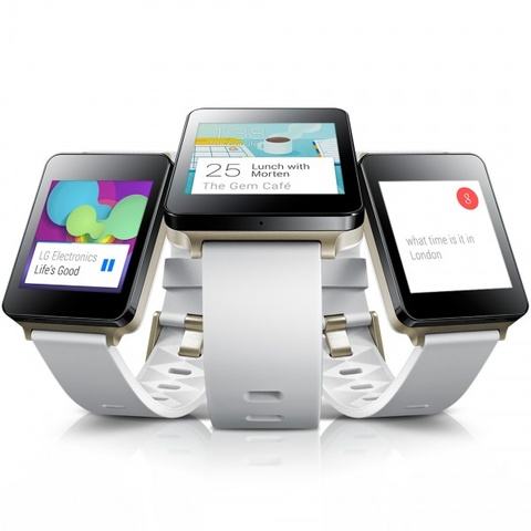 LG G Watch mit Android Wear