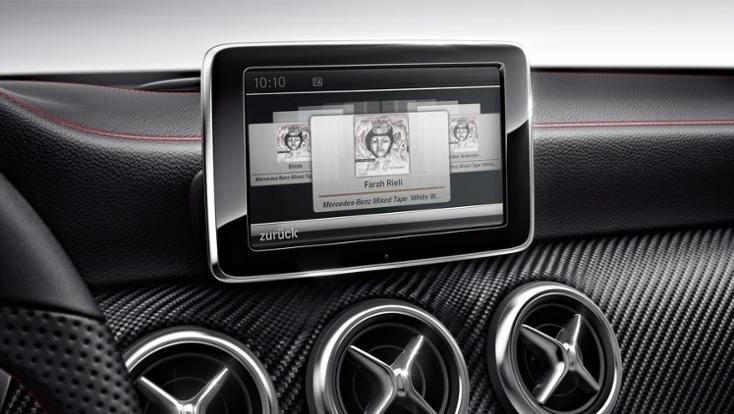 In Zukunft mit CarPlay: Das Comand Online von Mercedes-Benz