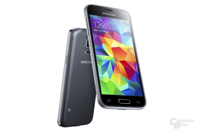 Samsung Galaxy S5 mini - Schwarz