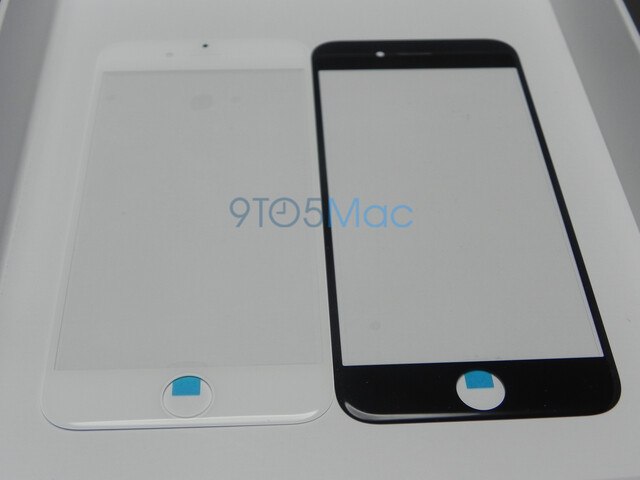 iPhone 6 abgerundete Front