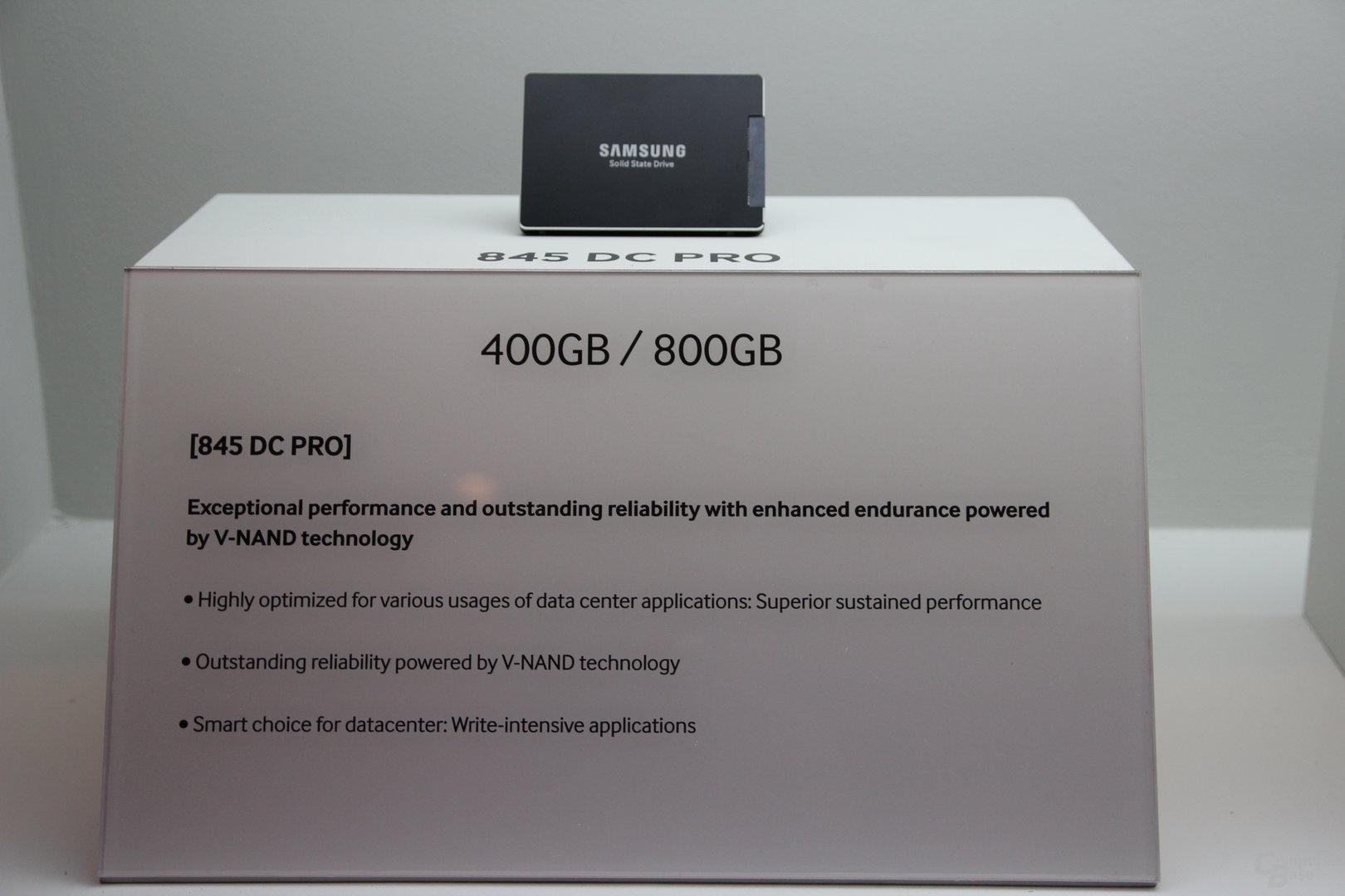 Neue Data-Center-SSDs von Samsung