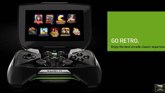 Konsole mit Android: Nvidias Shield 2 mit Tegra K1 für August erwartet