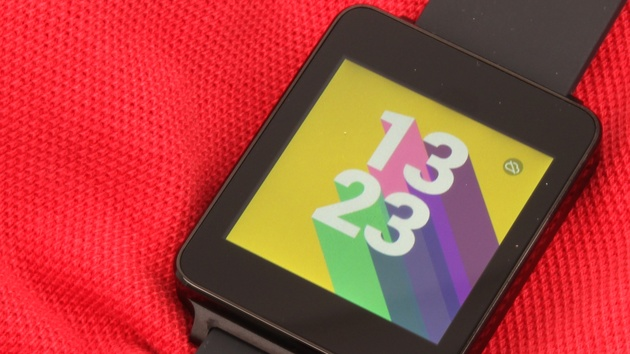 Android Wear im Test: Google Now mit der LG G Watch am Arm