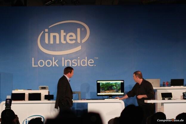 Intel zeigt eine drahtlose Dockingstation auf WiGig-Basis zur Computex 2014