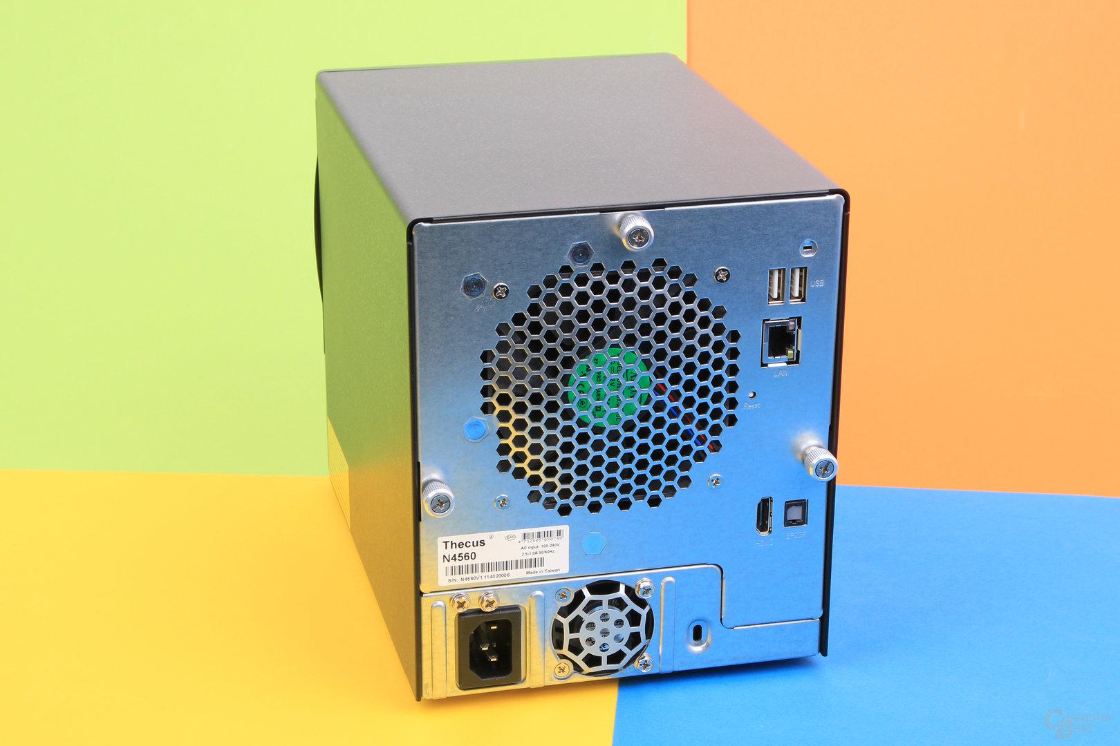 Thecus N4560