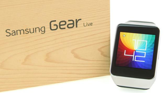 Samsung Gear Live im Test: Noch die schönste Smartwatch im Land