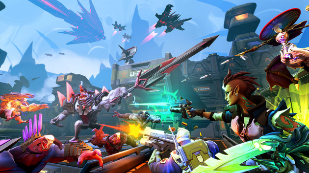 Battleborn mixt Borderlands mit MOBA