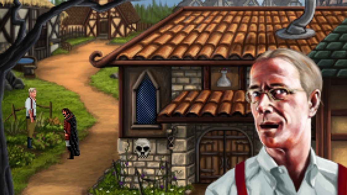 """""""Quest for Infamy"""" im Test: Alte Schule in 320 × 240"""