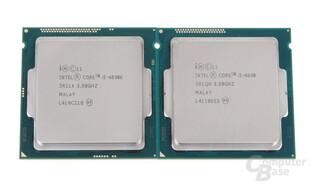 Intel Core i5-4690K und Core i5-4690