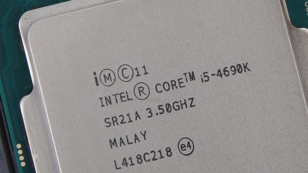 """Core i5-4690K im Test: Intels """"Devil's Canyon"""" für Spieler"""