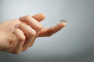 Smarte Kontaktlinse von Google X