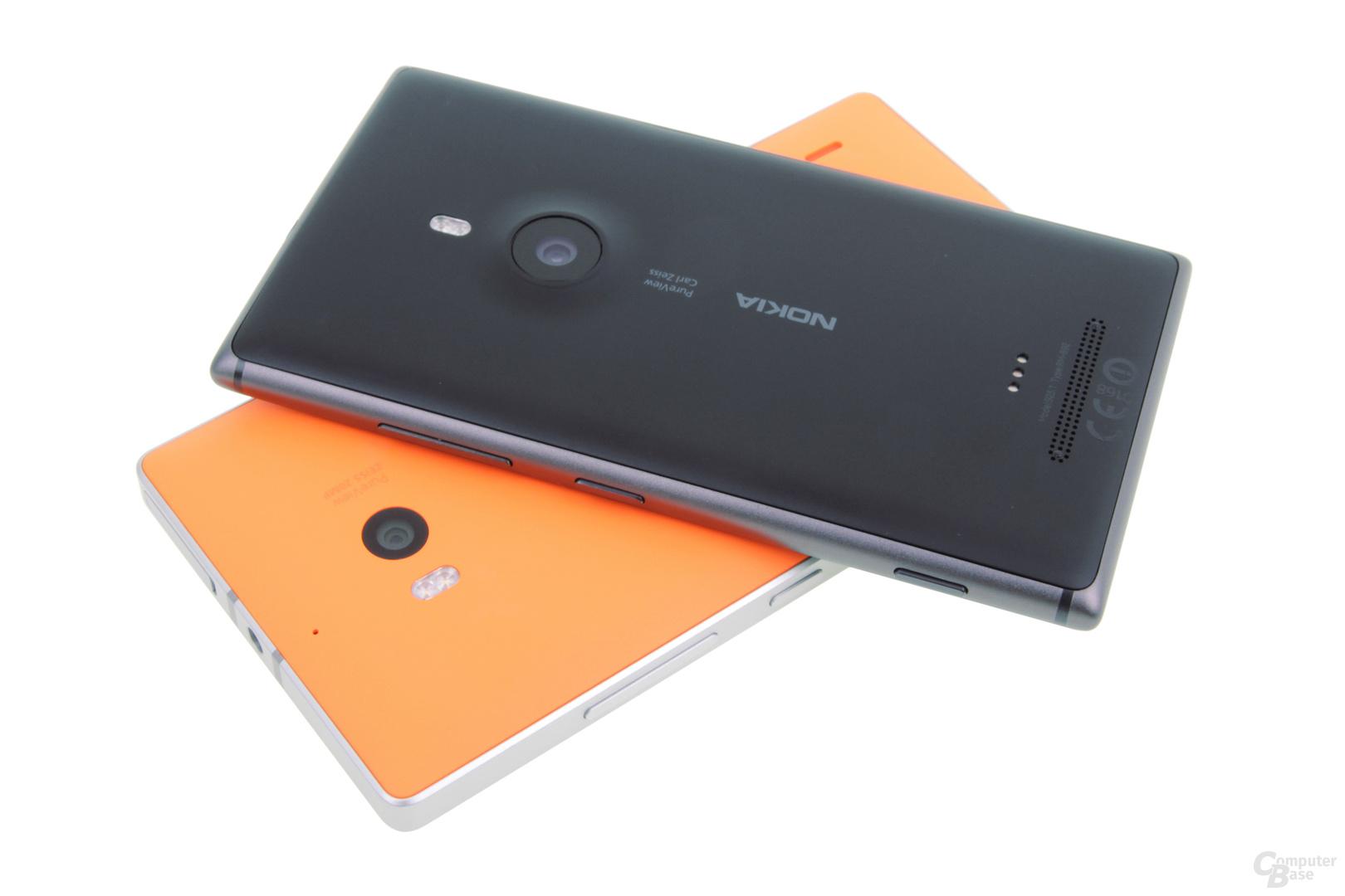 Lumia 925 auf Lumia 930