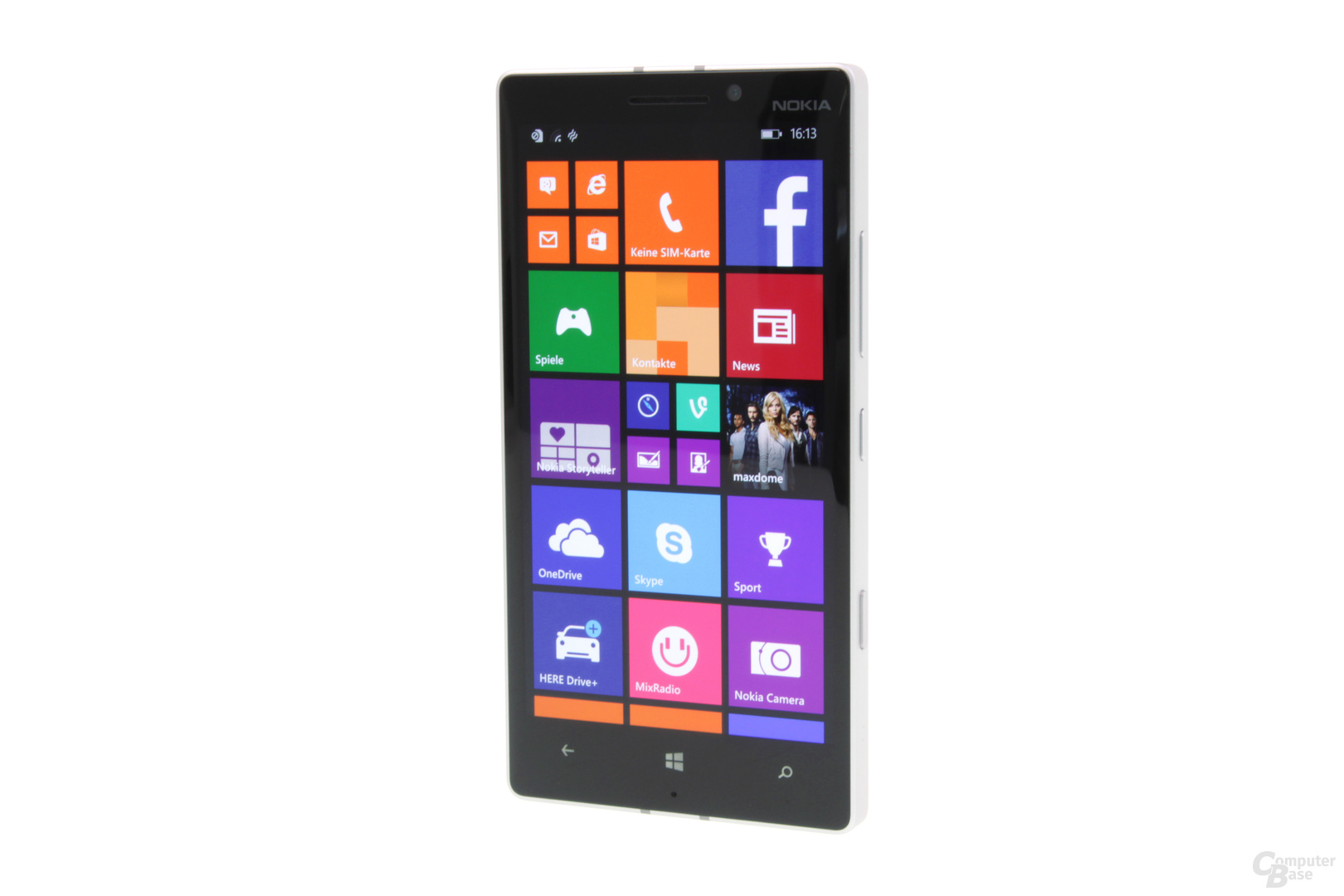 Nokia Lumia 930 im Test
