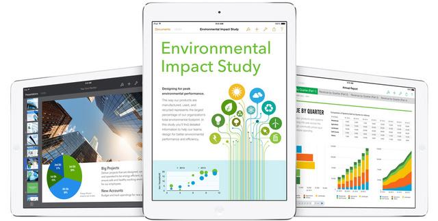 Insbesondere das iPad hat Apple schon heute auch auf Enterprise ausgerichtet