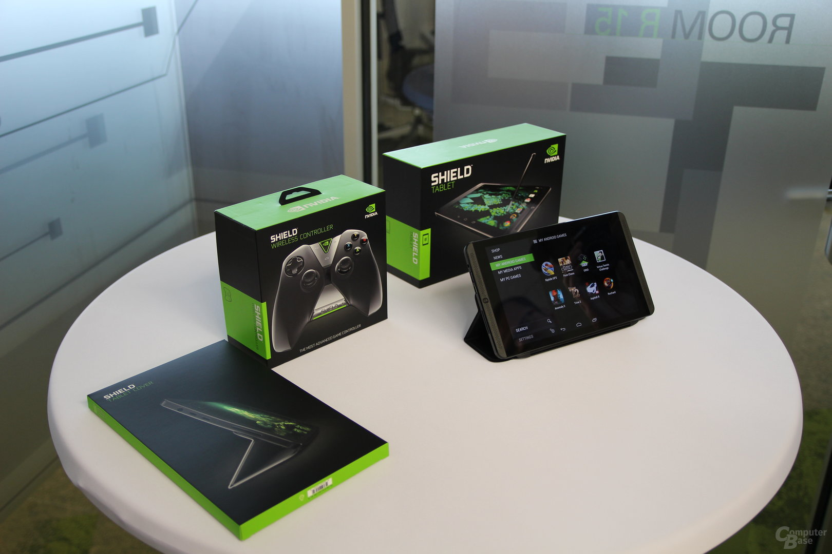 Nvidia Shield Tablet - Die Produktpalette