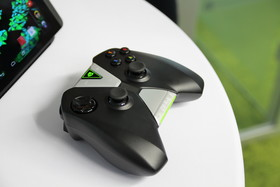 Nvidia Shield Tablet - Controller