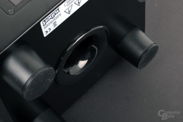 NuPro AW-350 – Bassreflexröhre