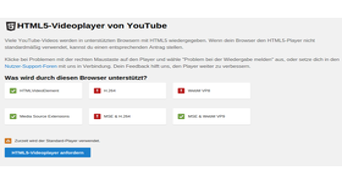 YouTube Opera