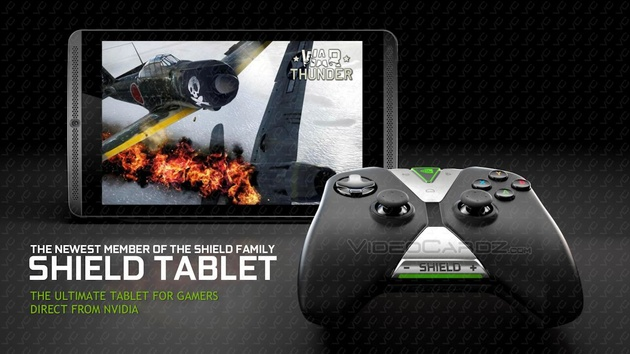 Nvidia Shield Tablet (Leak)
