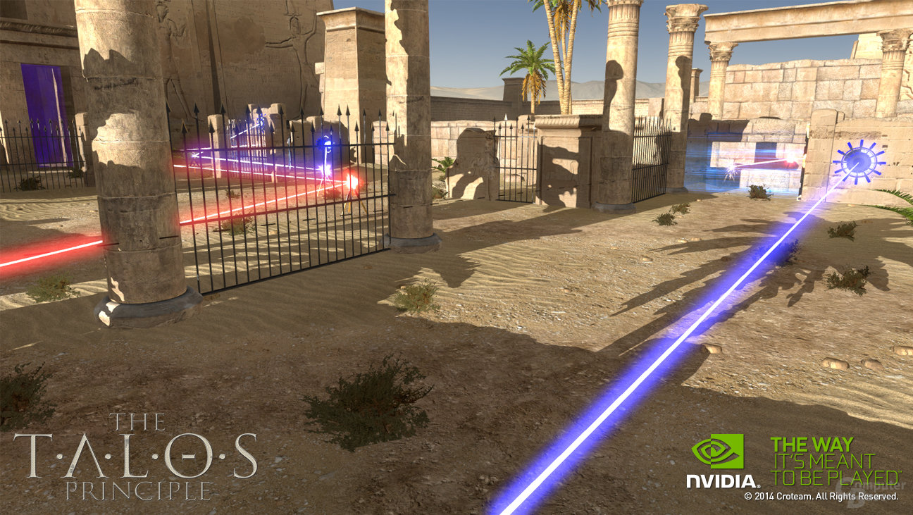 Nvidia Tegra K1 – The Talos Principle