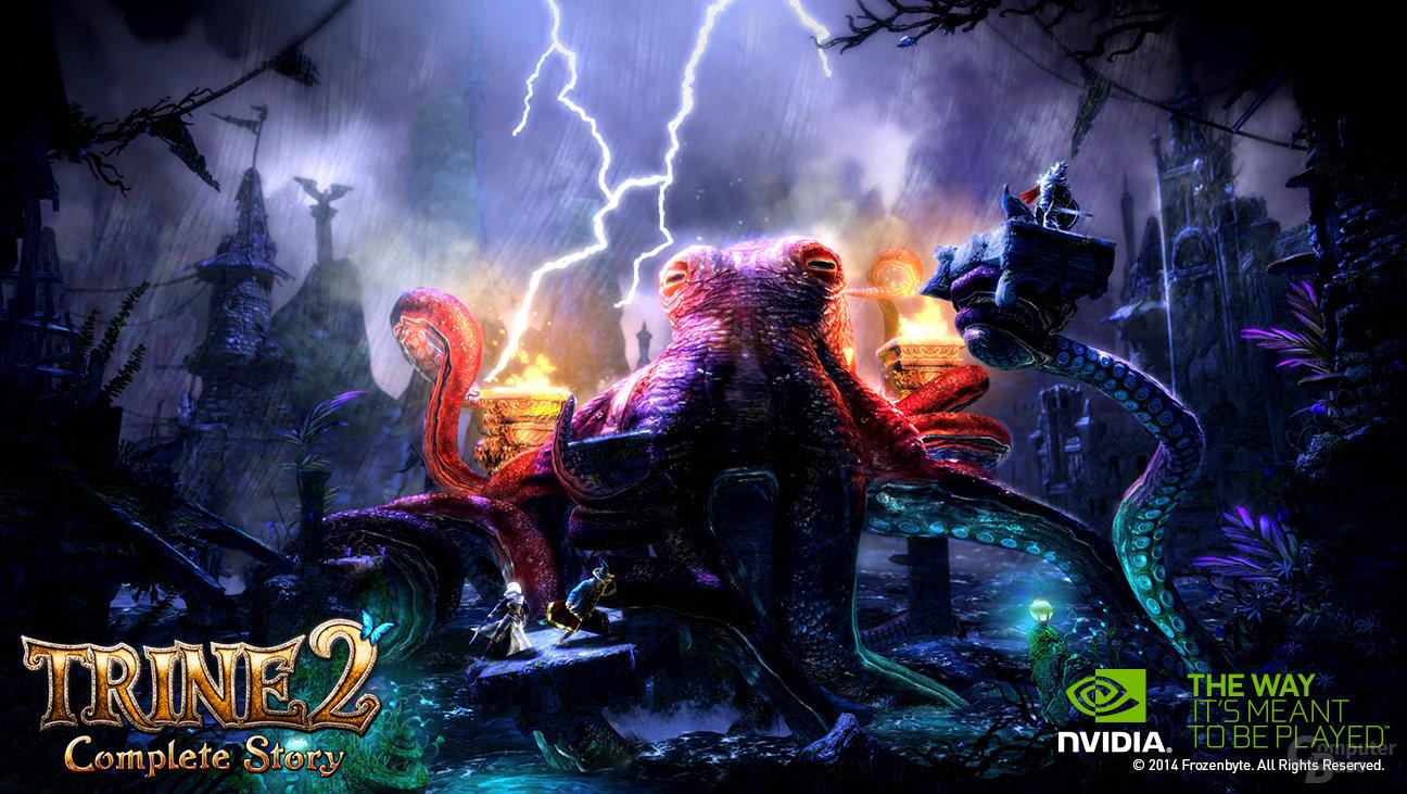 Nvidia Tegra K1 – Trine 2