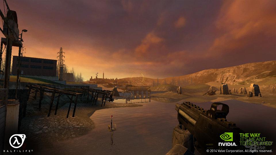 Nvidia Tegra K1 – Half Life 2