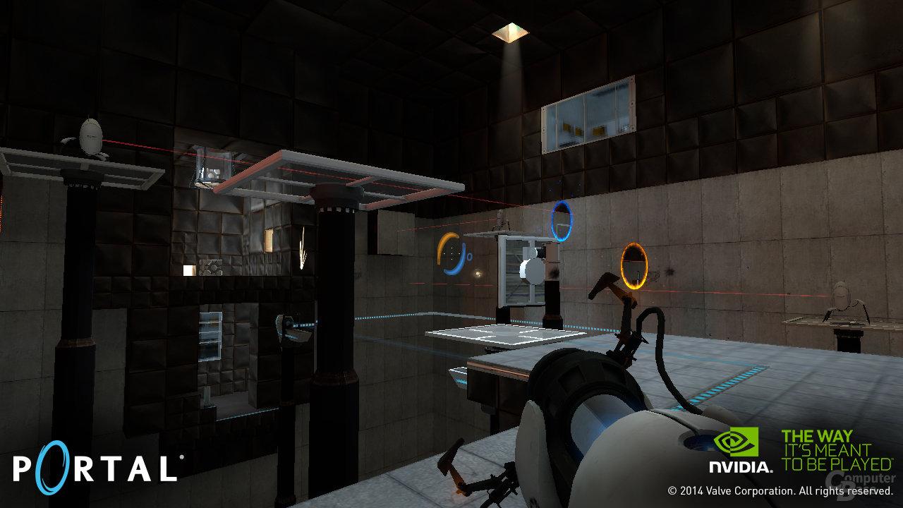Nvidia Tegra K1 – Portal