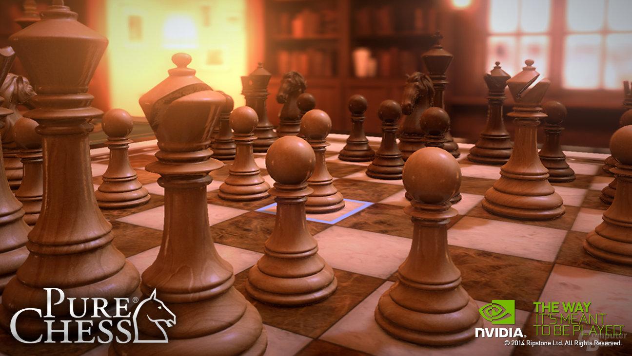 Nvidia Tegra K1 – PurenChess