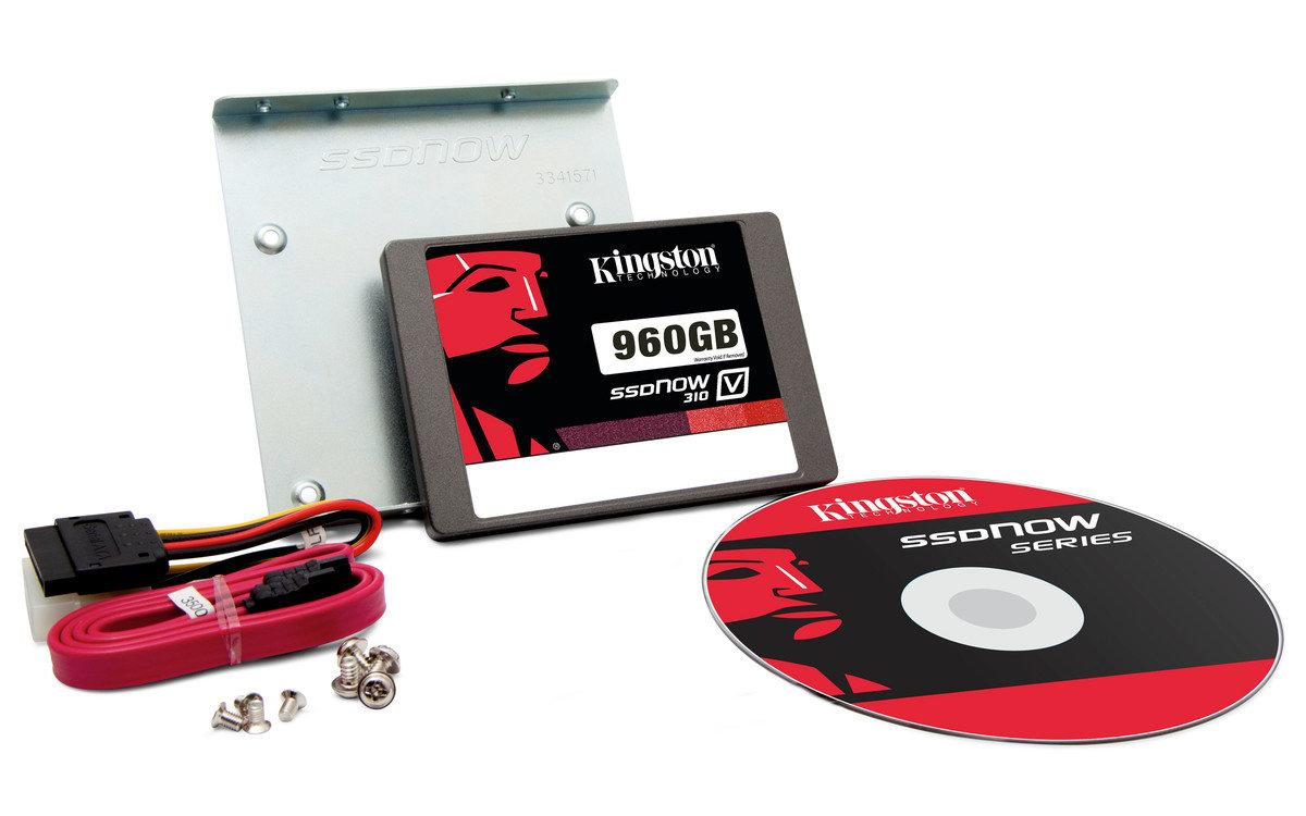 Kingston SSDNow V310 960GB Desktop-Bundle