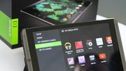 Nvidia Shield Tablet: Tablet für Spieler mit Tegra K1