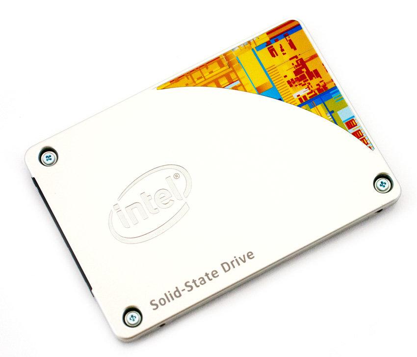 Intel Pro 2500 SSD