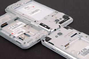 LG L40, L70 und L90 Akkufach