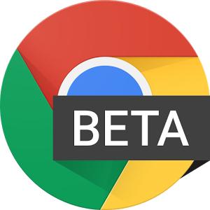 Chrome Beta 37 Logo