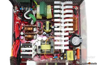 Cooler Master V450S - Elektronik