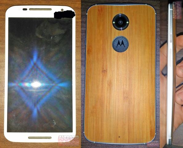 Motorola Moto X+1 aus der Vorproduktion