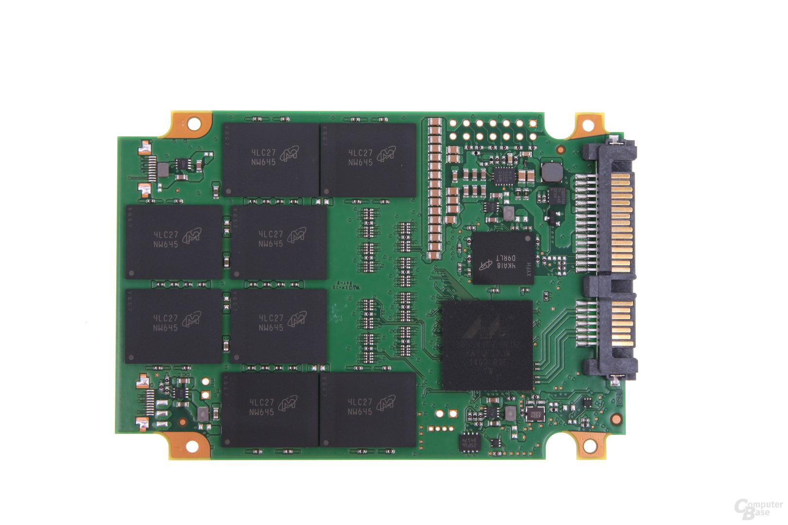 Crucial MX100 mit 256 GB