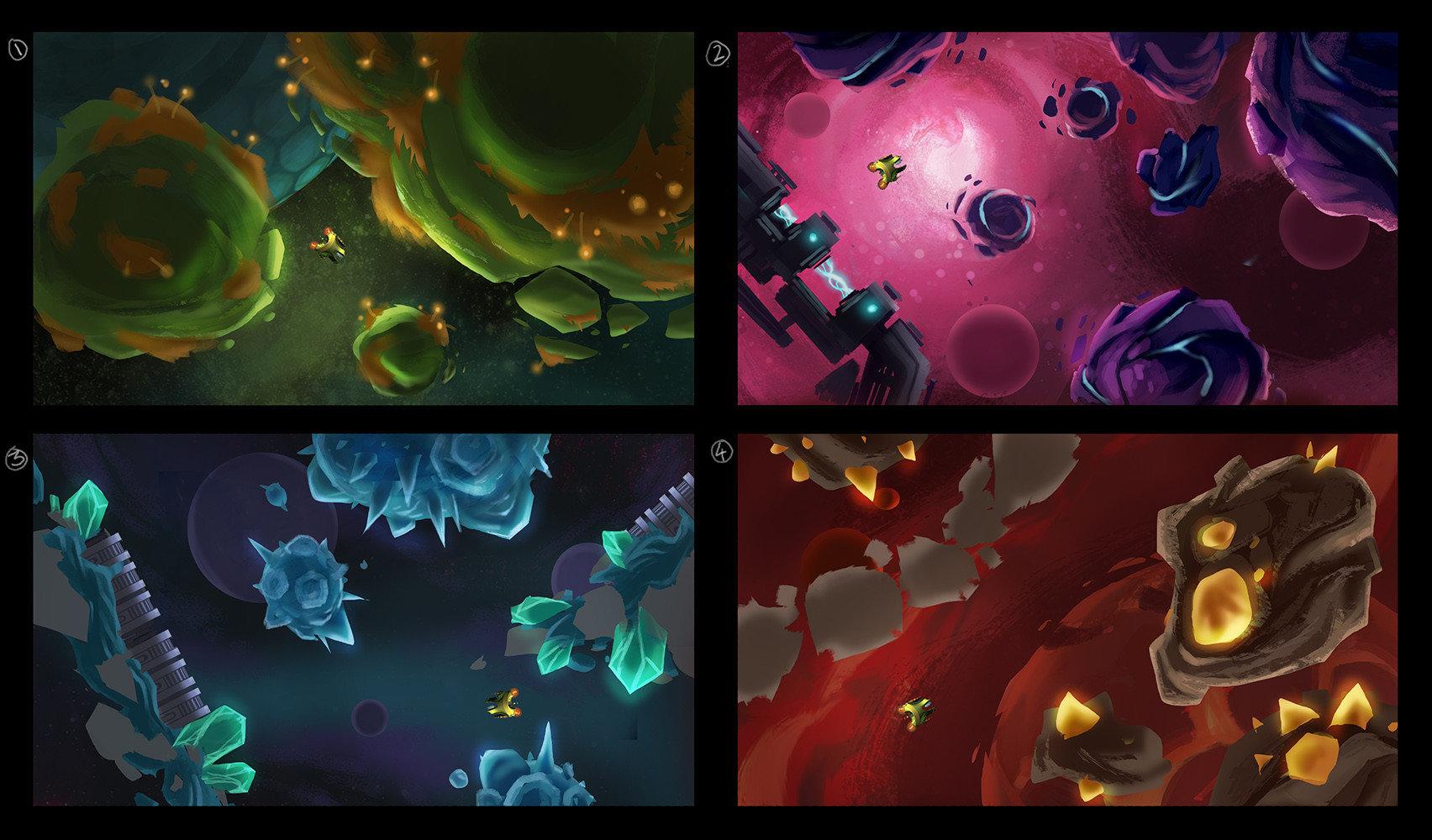 Riftlight: Concept Art