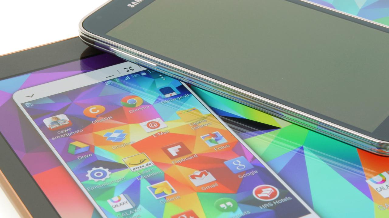 Samsung Galaxy Tab S 10.5 im Test: Der Star ist das OLED-Display
