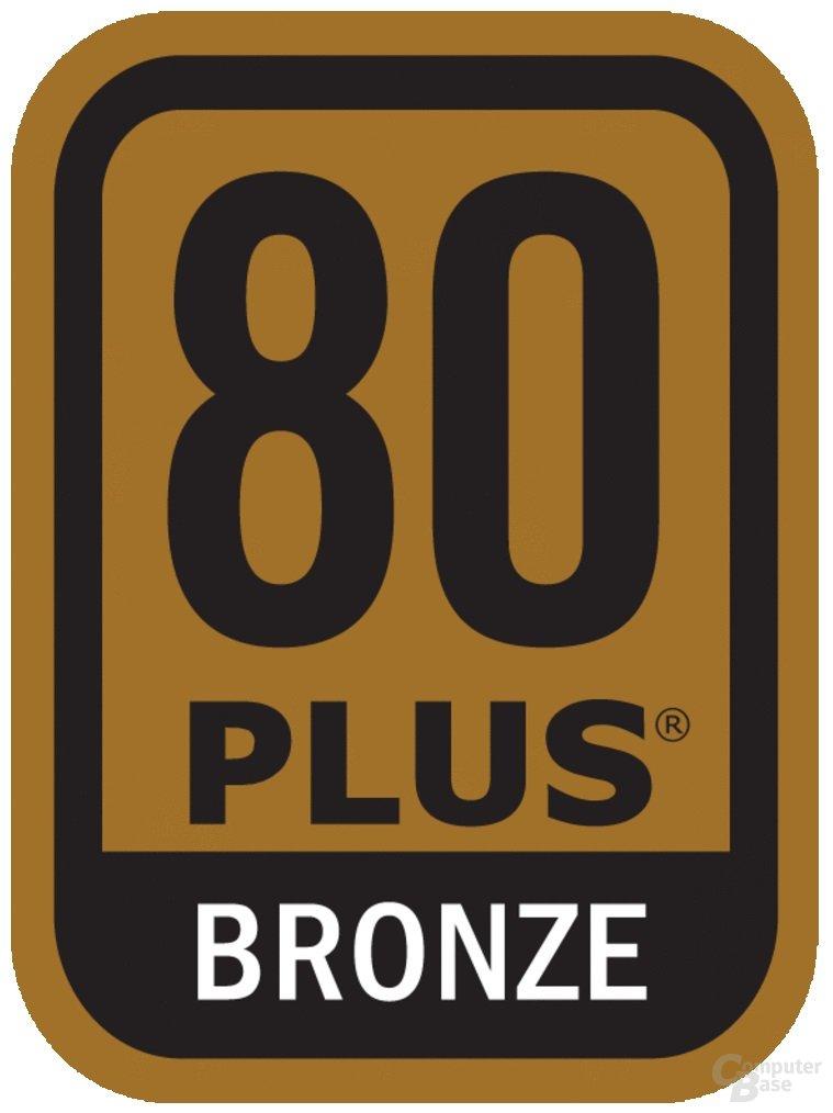 80Plus Bronze Logo