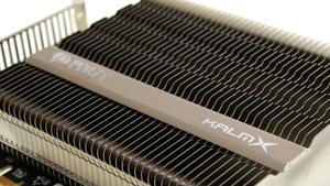 Palit GeForce GTX 750 Ti KalmX im Test: Nvidia Maxwell erstmals passiv gekühlt