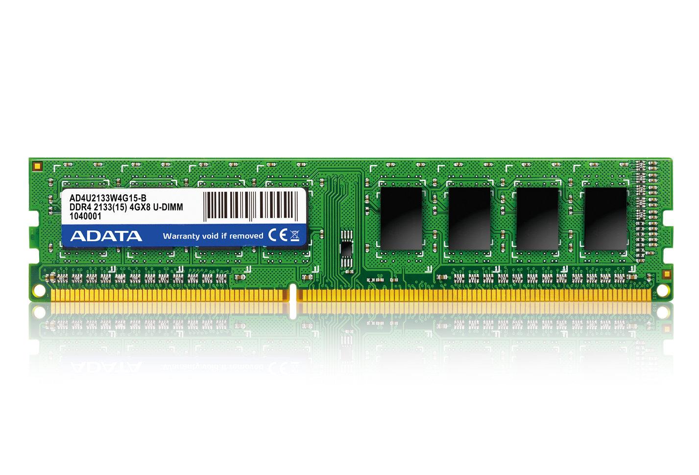 Adata Premier DDR4 2133 Unbuffered DIMM