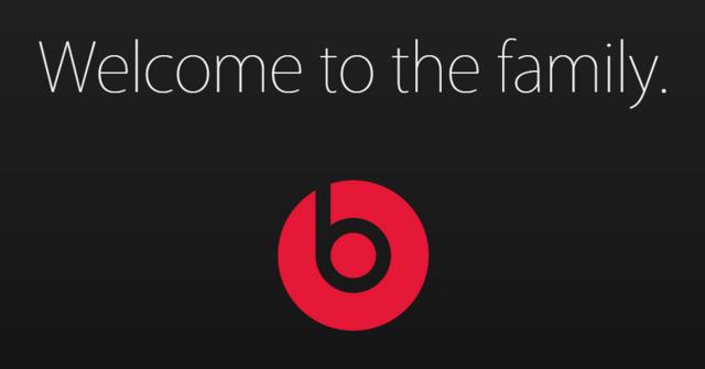 Apple heißt Beats als Teil der Familie willkommen