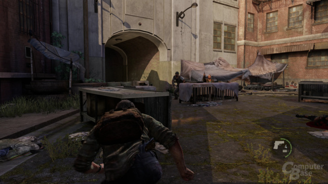 Banditen gehen schlauer vor als Zombies