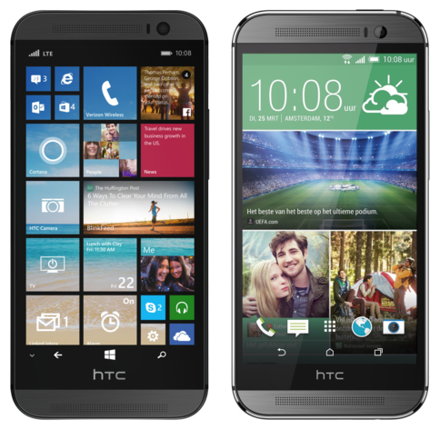 HTC One (M8) for Windows / HTC One (M8)