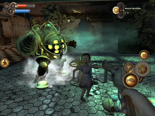BioShock auf iOS