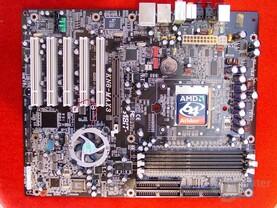 Abit KN8-Max3 - nForce 3 150