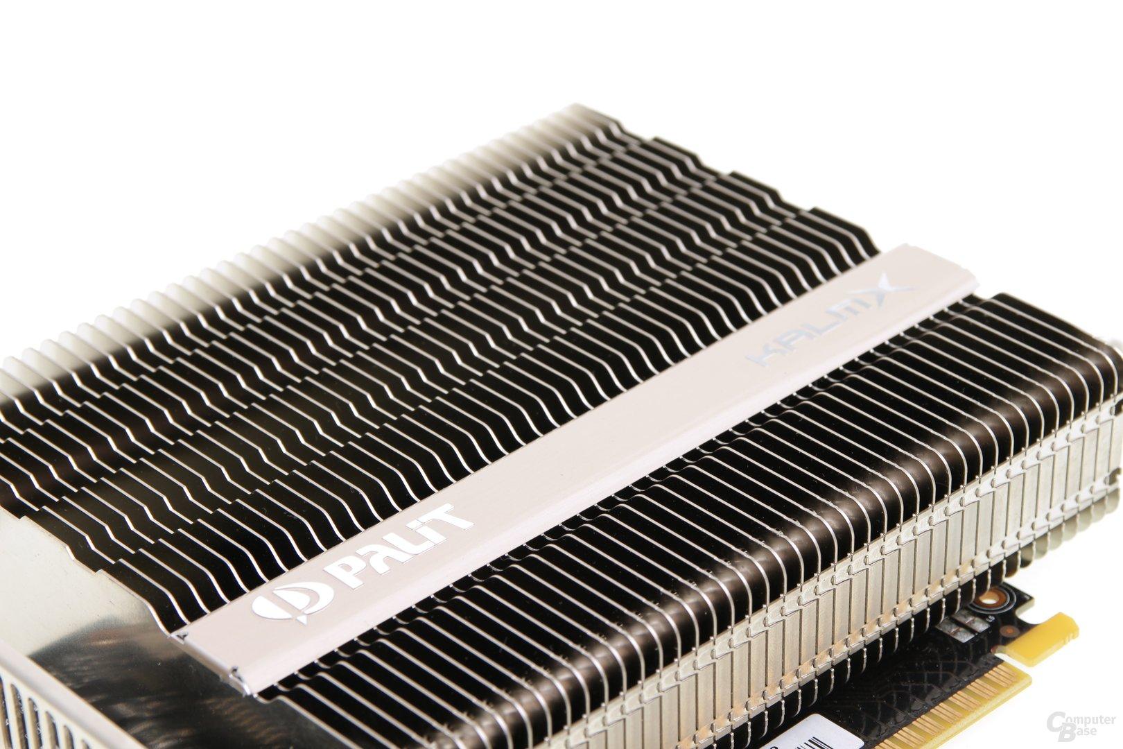 Palit GeForce GTX 750 Ti KalmX - Kühler