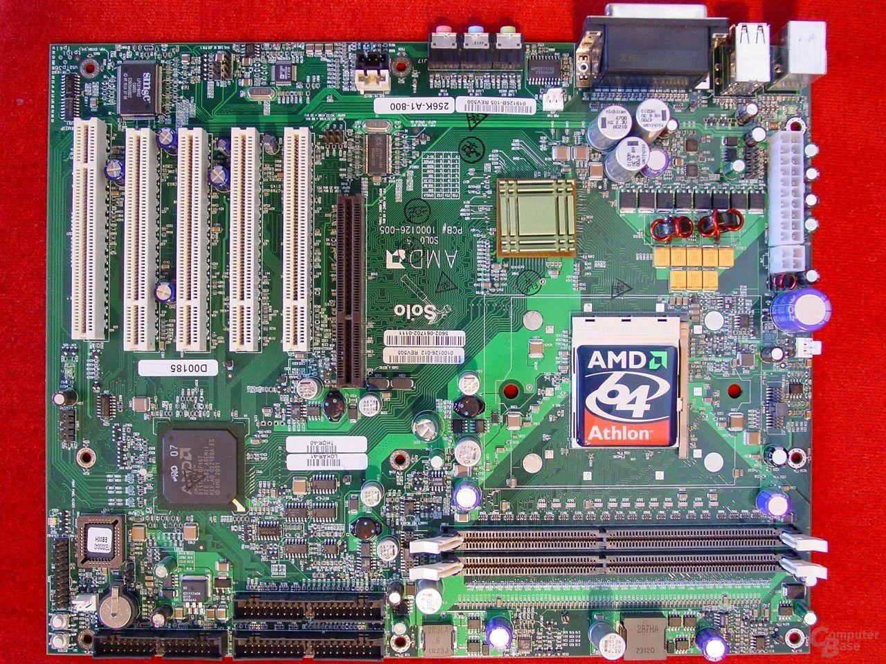 AMD 8111 Referenzboard