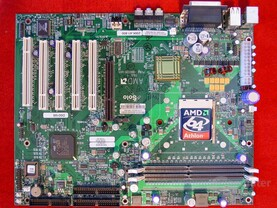 AMD 8111 Referenzboard