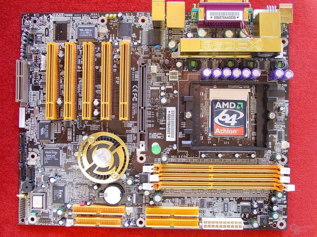 Chaintech ZNF3-150 Zenith - nForce 3 150